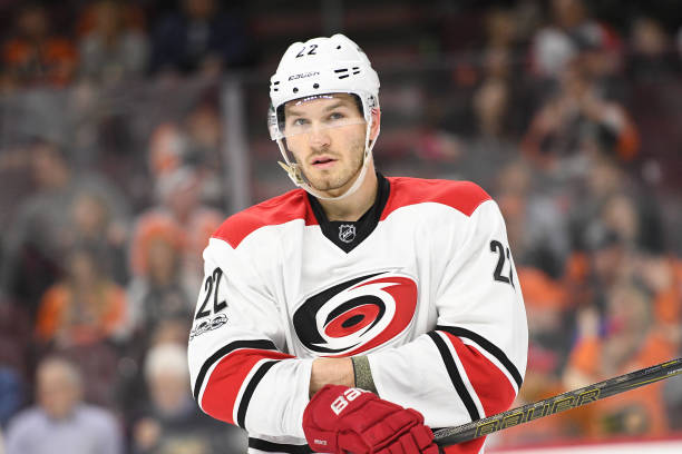 Carolina Hurricanes Sign Brett Pesce to Six-Year Extension
