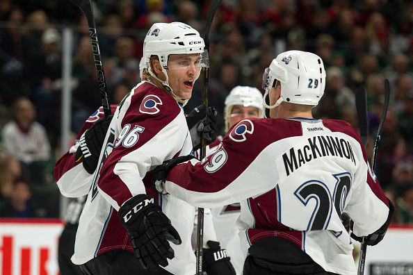 Colorado Avalanche are soaring
