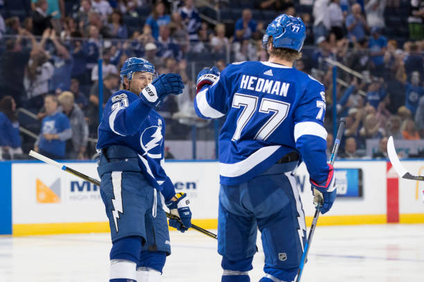 Puck Drop Preview 2017 18 Tampa Bay Lightning Last Word