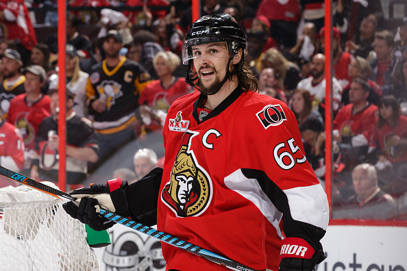 General Manager Pierre Dorion Has Agreed To Trade Super Swede And Face Of The Franchise Erik Karlsson
