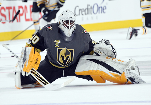 Vegas Golden Knights Re Sign Malcolm Subban Last Word On Hockey