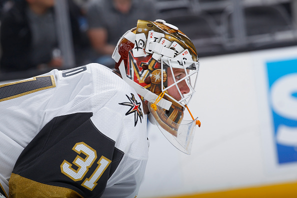 Toronto Maple Leafs Acquire Calvin Pickard From Vegas Golden Knights ... aaf5519f1