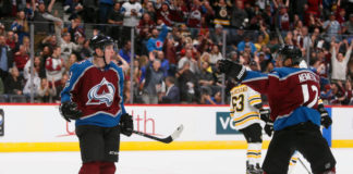 Colorado Avalanche Hot Start