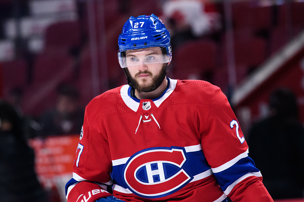 Duo Lift Canadiens Over Golden Knights 3-2