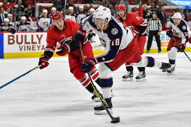 Pierre-Luc Dubois Proving His Worth with Columbus