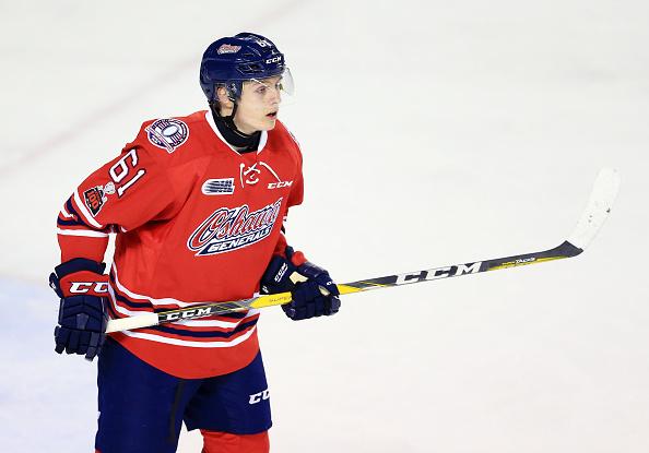Allan McShane 2018 NHL Draft