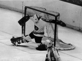 Bernie Parent Philadelphia Flyers Trade History