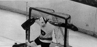 Bernie Parent Philadelphia Flyers Trade History