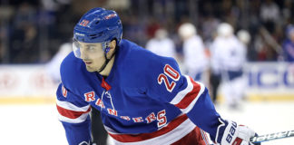 Chris Kreider; NHL rumours