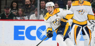 Filip Forsberg Out