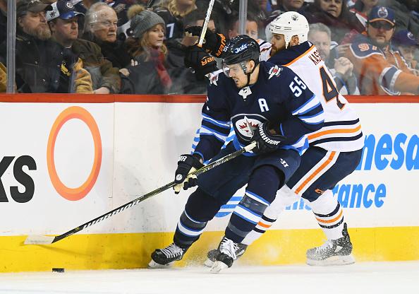 Winnipeg Jets Mark Scheifele Day To Day With Upper Body Injury