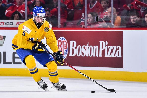 World Juniors Sweden Selection Camp Roster Named