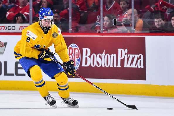 4b688c256 TSP  2018 NHL Organizational Prospect Rankings Top 10 -