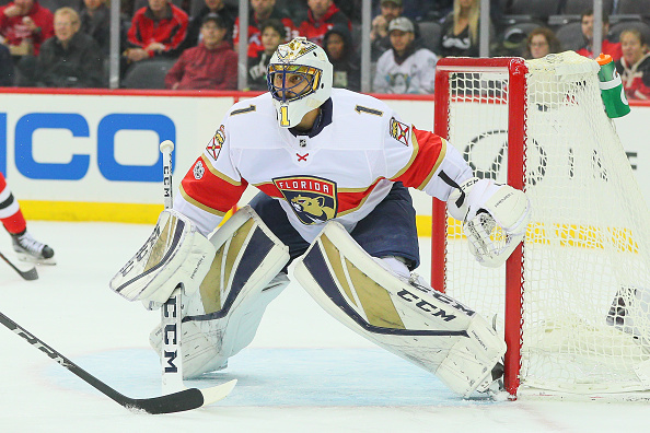 In The Crease Goaltending In Florida When Roberto Luongo Retires
