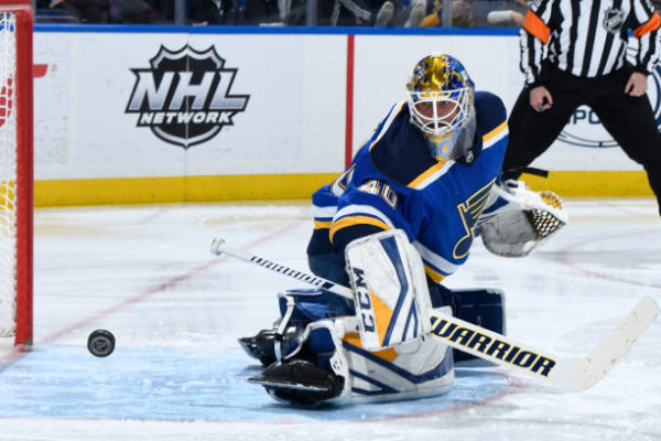Carter Hutton Won t Be Able to Survive the Buffalo Sabres - Last ... a86efdeb776b
