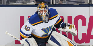 Carter Hutton Blues Goalie Controversy