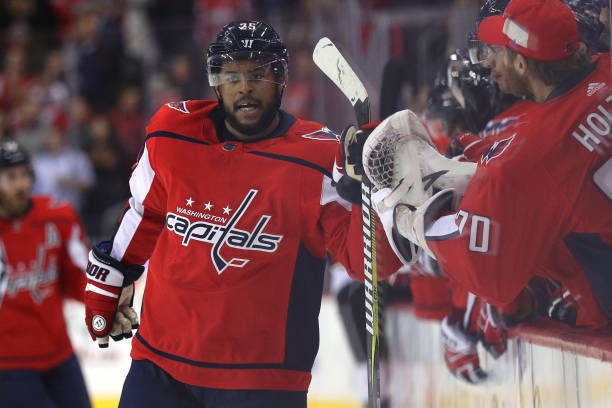 Devante Smith-Pelly Becoming A Key Part of Washington Capitals Line ... 7937a69d8c2b