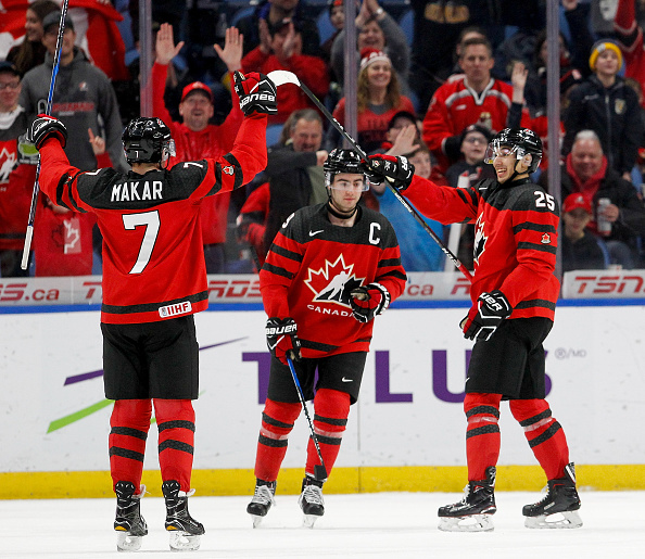 Dube scores as Canada wins world junior