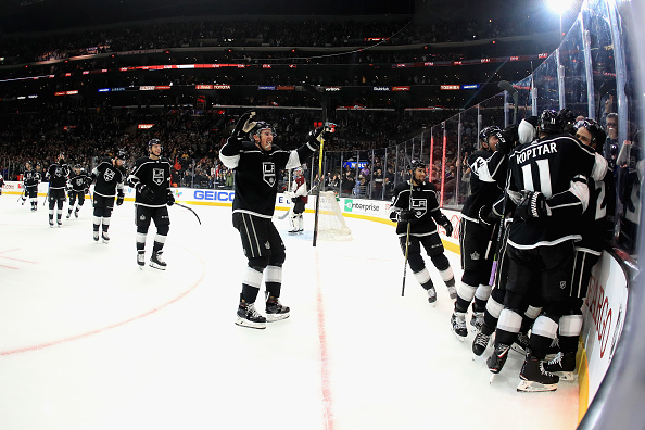 Los Angeles Kings 2017-18
