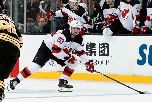 New Jersey Devils Marcus Johansson Traded to Boston Bruins - 7f1ef6b05