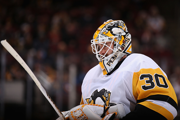 Penguins Goalie Matt Murray Takes Leave From Team Following Death Of Father