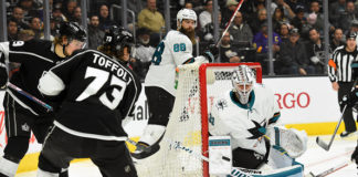 Tyler Toffoli Los Angeles Kings Losing Streak