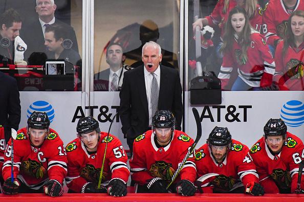 291cd5606 Chicago Blackhawks Fire Head Coach Joel Quenneville - Last Word on ...