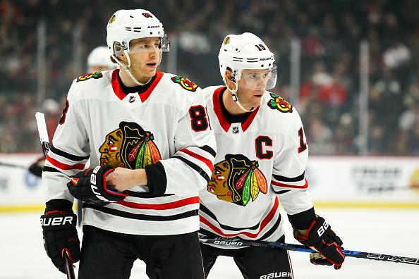 Chicago Blackhawks Selling Assets As The NHL Trade Deadline Nears ...