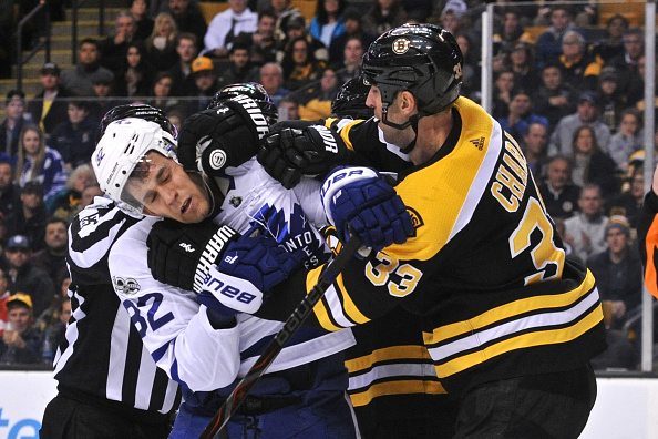 Boston Bruins And Toronto Maple Leafs Rivalry Last Word On Hockey
