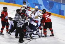 Olympic Women's Hockey