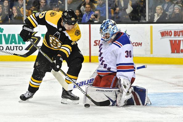 Bruins Wrap: B's Dominate Rangers 6-1, Extend Win Streak To Four