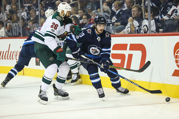 finest selection eef68 63a08 Winnipeg Jets vs Minnesota Wild First Round Series Preview ...
