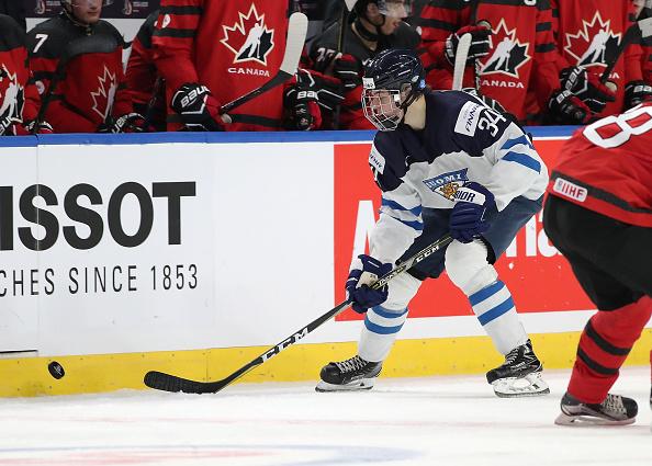 Rasmus Kupari 2018 NHL Draft Rankings