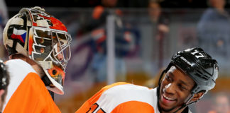 PHiladelphia Flyers Schedule