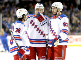 New York Rangers Role Models