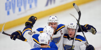 2018-19 St. Louis Blues