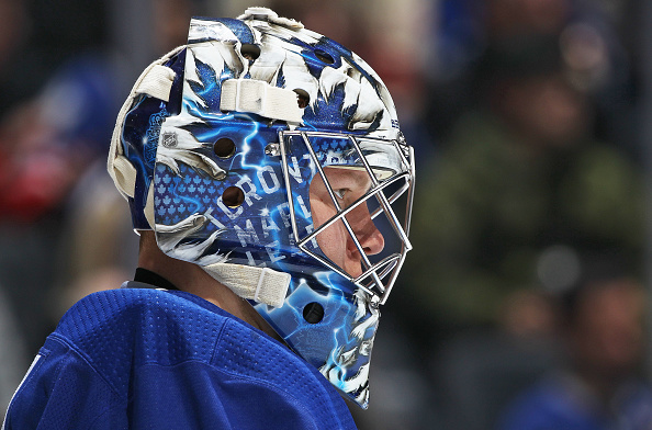 Frederik Andersen Toronto Maple Leafs Goaltending