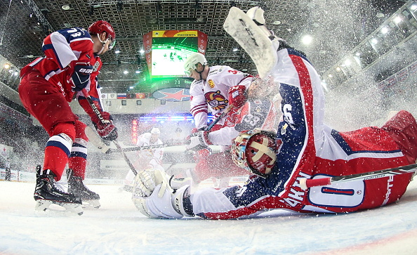 Jokerit Moscow KHL History