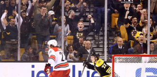 Boston Bruins vs Carolina Hurricanes