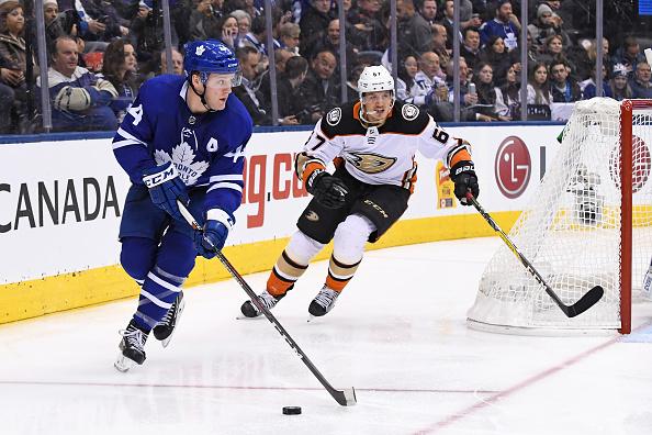 Maple Leafs Defensemen