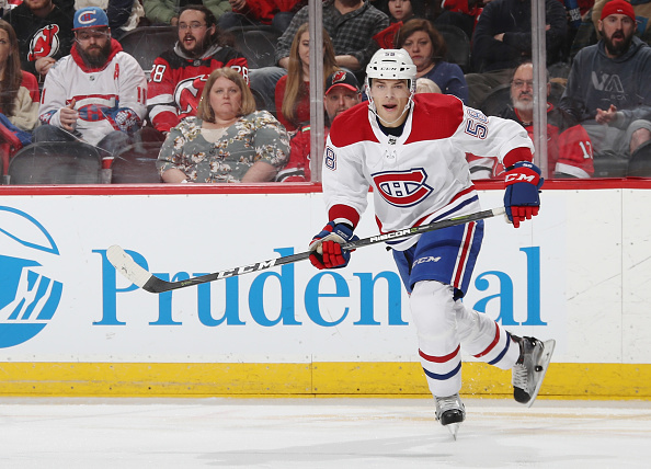 Montreal Canadiens Noah Juulsen  Ready to Make the Leap 5aa19cf28
