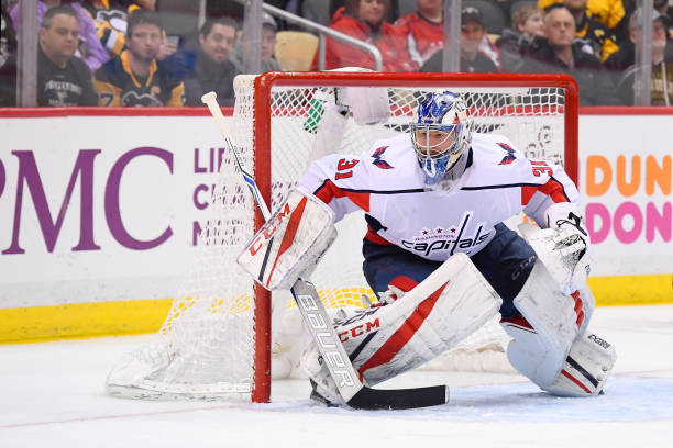a9214ed49fc Philipp Grubauer Obvious Choice Between The Pipes For The Washington  Capitals