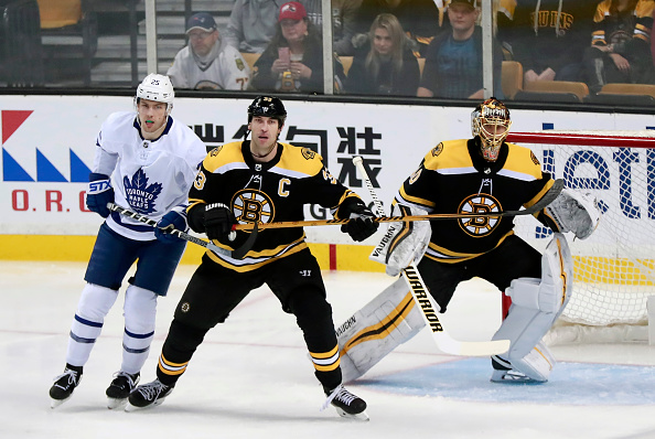 Marchand lifts Bruins over Wild in OT, 2-1