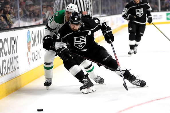 Los Angeles Kings Drew Doughty Suspended One Game for Illegal Hit
