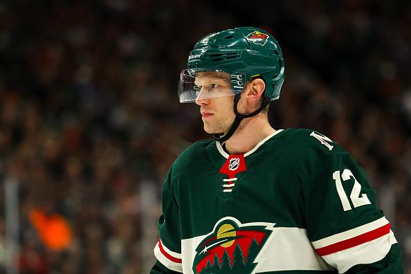 new styles df2eb aa42f Minnesota Wild Re-Sign Eric Staal - Last Word on Hockey