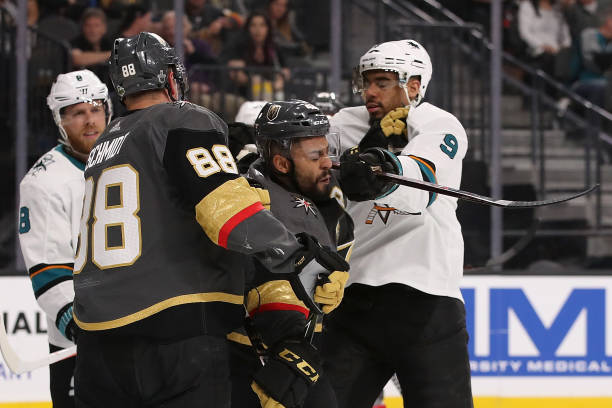Marc-Andre Fleury stellar in Golden Knights' OT win