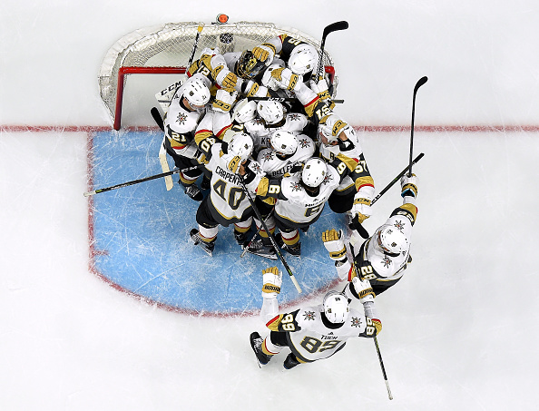 Golden Knights Sweep