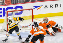 Pittsburgh Penguins vs Philadelpha Flyers