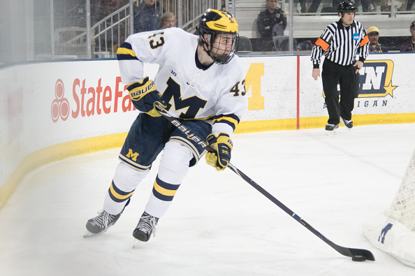 Quinn Hughes Scouting Report  2018 NHL Draft  3 - Last Word on Hockey 2bde418b6