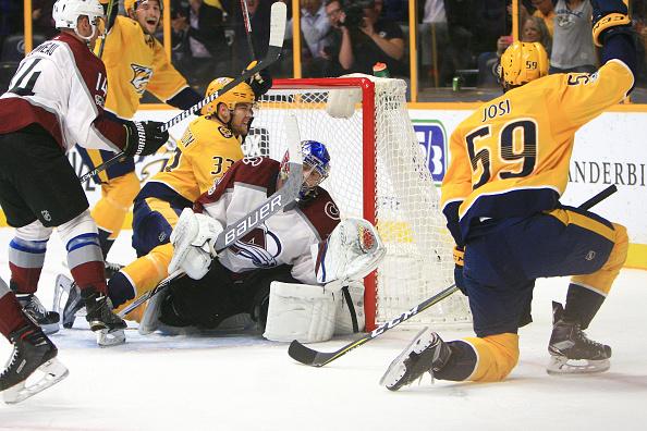 Roman Josi; NHL rumours